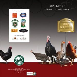 invitation rungis 2012