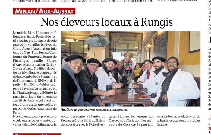 Festival du Festif à Rungis
